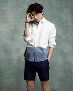 Sung Joon - Vogue Girl Magazine April Issue '14