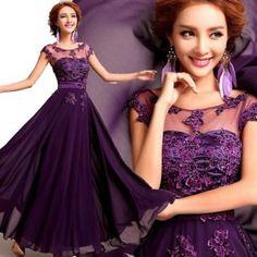 Nouveau-Violet-robe-de-mariee-en-dentelle-robe-de-mariage-soiree-distingue