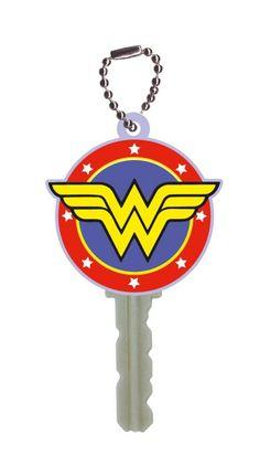 Key Cap: Wonder Woman - Logo