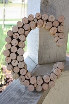 Something to do with all those Wine Corks!