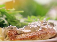Chicken Piccata with Buttery Lemon Noodles Recipe : Ree Drummond : Food Network pioneer woman Ree Drummond, Noodle Recipes, Pasta Recipes, Salad Recipes, Pollo Piccata, Turkey Recipes, Chicken Recipes, Beef Recipes, Recipes