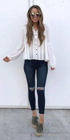 107  Awesome Fall Outfits To Update Your Wardrobe #fall #outfit #style Visit to see full collection