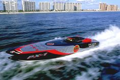 World Champion Offshore Powerboats..