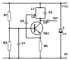 LM3403 3303 Voltage Controlled Oscillator Circuit