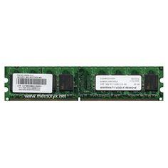 1GB Dell PC2-4200 DDR2-533 240-pin SDRAM DIMM (p/n A0375066)