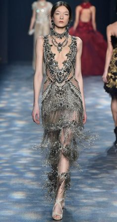 Marchesa Fall Winter 2016