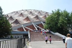 Clássicos da Arquitetura: Palácio dos Esportes,© Alejandro Linares García