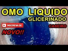 OMO Liquido para Roupas Original em 5 minutos por menos de 5 reais faz 5 litros - YouTube