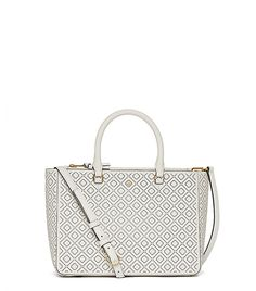 Tory Burch Robinson Perforated Small Multi Tote