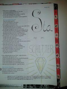Uit Mijn Keukentje: Bible Journaling #6