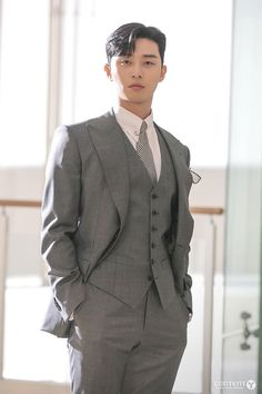 Park Seo Joon in What's Wrong With Secretary Kim? Korean Star, Korean Men, Asian Men, Park Hae Jin, Park Seo Joon, Lee Tae Hwan, Park Bo Gum, Lee Young, Handsome Korean Actors