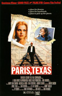 Paris, Texas by Wim Wenders