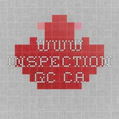 What you can bring from the US into Canada ~ Government of Canada Website  www.inspection.gc.ca