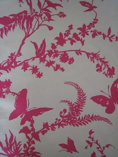 'Tropical Floral' by Florence Broadhurst from Signature Prints.