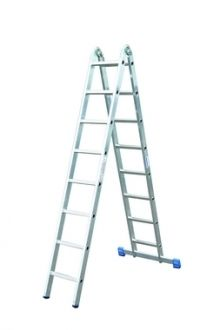 HINGED DOUBLE LADDER