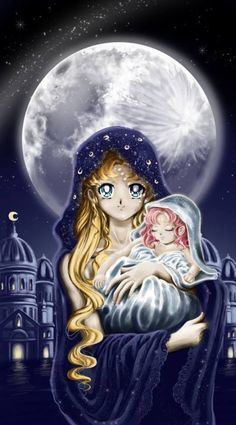 Sailor Moon princess serenity