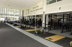 O'mera, Malek, Dawkins  Center, Strength & Conditioning