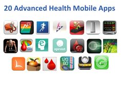20 Health #mobile apps @Team Mango Media Private Limited By: www.themangomedia.com