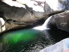 21 of the World's Most Amazing Hidden Swimming Holes and Waterfalls GOD's bath Sonora CA California Camping, Sonora California, Northern California, Jamestown California, Best Swimming, Swimming Holes, Pinecrest Lake, Camping In Pennsylvania, Camping Spots