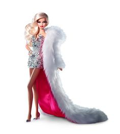 I wanna be as fabulous and glamorous as the Barbie!!!!