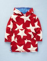 """another summer staple for our boys...the Towelling Throw On (miniBoden).  these sell out every year pretty early on, so i ordered these cool """"Red Jumbo Star"""" ones for both boys."""