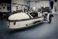 Image result for morgan three chassis