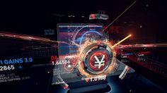FxPro 2013 by Andrey Krasavin, via Behance