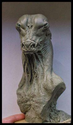 ArtStation - Monster Alien, Tomek Radziewicz