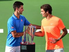 Will it Be All About Roger Federer and Novak Djokovic on Clay Too?