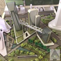 Instagram photo by arquitecturanew - Trabajo de grado / renovación urbana sabana grande 2017-20127 / tutor :Juan Manuel García / arquitecto : @gen__lav / #arquitecturanew