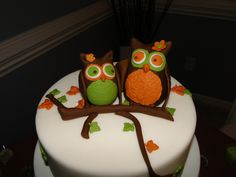 owl theme party