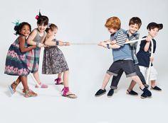 Campanha Hering Kids Styling by Bábara Chiré   Styling for Kids @portfoliobox www.barbarachire.com