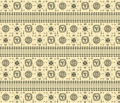 DECO combo fabric by imagecrafts on Spoonflower - custom fabric