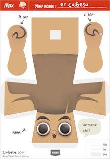 paper toy de er cabesa (2de3)