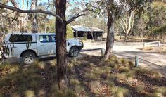 Boyd River Campground, Kanangra-Boyd National Park. Photo: NSW Government