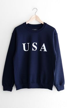 205474eadf Description - Size Guide Details  Oversized crewneck sweatshirt in navy  with print featuring