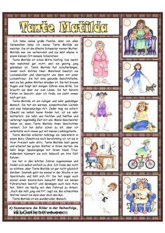 Tante Matilda (Teil1) | Eine schoene, kurze Übung, auch gut für Selbstlerner.