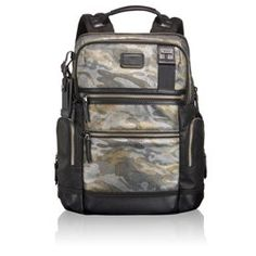 Knox Backpack in Metallic Camo - Tumi