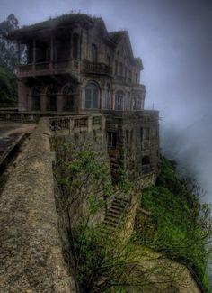 Hotel del Salto - Tuquendama Falls area of Colombia