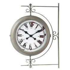 Reloj Queensbury (de Maisons du Monde)