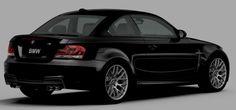 Black BMW M1 5