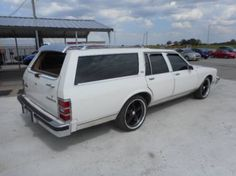 1987 Chevy Caprice Classic Wagon For Sale | OldRide.com