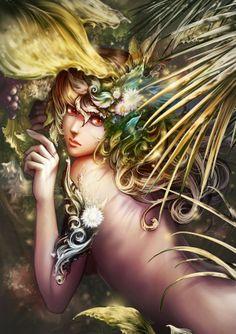 Fantasy Art by Antilous