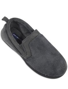John Ashford - Mens Microfiber Slipper - http://shoes.goshopinterest.com/mens/slippers-mens/john-ashford-mens-microfiber-slipper/