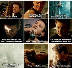 Jeremy Renner Avengers:Age Of Ultron