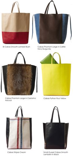1ab710aa4df Celine Cabas Bag Leather Bags, Leather Craft, Bag Design, Bag, Bags,