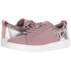 Ted Baker Kulei (Mink Leather/PU) Women's Lace up casual Shoes ($145