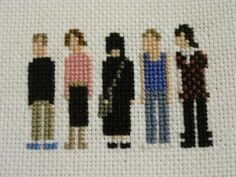 Why didn't I start needlepoint sooner?! The Breakfast Club | 21 Needlepoints Inspired By Pop Culture