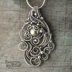 Cascade Mermaid Amulet | samanthabraundjewellery.blogspot.co… | Flickr