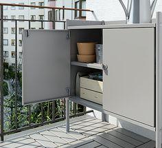 GLES Box, green | Laundry, Pantry ideas and Terrazzo